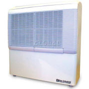 EBAC Streamlined Modern Designed Wall Mounted Dehumidifier AD850E, 7 Amps, 294 CFM, 95 Pints