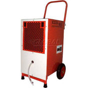 EBAC Professional Dehumidifier for Commercial / Residential ECO85, 6.6 Amps, 225 CFM, 60 Pints