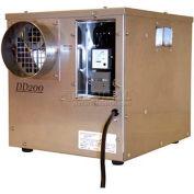 EBAC Industrial Desiccant Dehumidifier DD200, 7.5 Amps, 800W, 36 Pints