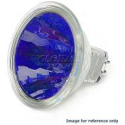 Ushio, 1000586, Light Bulb, MR16, 50 Watt, 12 Volts, Blue