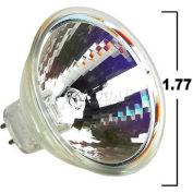 Ushio, 1001114, Halogen Bulb, MR16, 20 Watt, 24 Volts