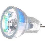 Ushio, 1003117, Halogen Lamp, MR8, 20 Watt, 12 Volts