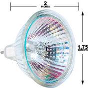 Ushio, 1003412, Light Bulb, MR16, 20 Watt, 12 Volts