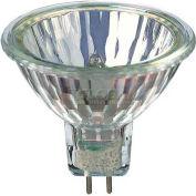 Ushio, 1003692, Eurosaver Light Bulb, MR16, 50 Watt, 12 Volts