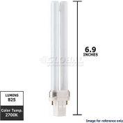Philips, 146811, Fluorescent Light Bulb, 13 Watt, Single Tube 2-PIN, White