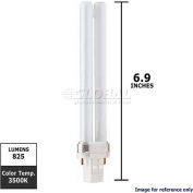 Philips, 146845, Fluorescent Light Bulb, 13 Watt, Single Tube 2-PIN, White
