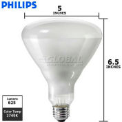 Philips, 167411, DuraMax Reflector Bulb, BR40, E26 Medium Screw, Frosted, 65 Watt