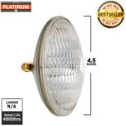 Platinum, 20PAR36WFL, Light Bulb, PAR36, 20 Watt,