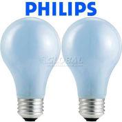 Philips, 226951, EcoVantange Halogen, A19, 43 Watt, Daylight Blue