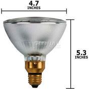 Philips, 238501, Halogen Light Bulb, PAR38, 83 Watt, 120 Volts, Clear