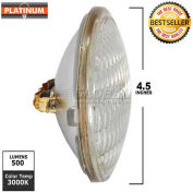 Platinum, 36PAR36WFL, Light Bulb, PAR36, 36 Watt