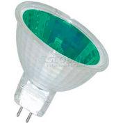 Sunlite, 66135, Spot Bulb, MR11, 20 Watt, 12 Volts, Green