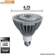 Osram Sylvania, 78906, LED Light Bulb, PAR38, Dimmable, 20 Watt, 120 Volts