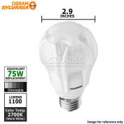 Osram Sylvania, 78911, LED Light Bulb, A19, Dimmable, 2700K, 14 Watt, 120 Volts