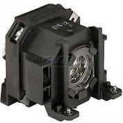 Epson, ELPLP38 Projector Lamp W/Osram UHE Projector Bulb, 170 Watt
