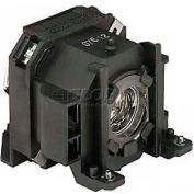 Epson, EMP-1700 Projector Lamp W/Osram UHE Projector Bulb, 170 Watt