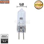 Platinum, EVA, Halogen Light Bulb, T4100 Watt