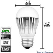Kobi Electric, LED-AD-11W600-50, LED Light Bulb, A19, Dimmable, Cool White, 11 Watt