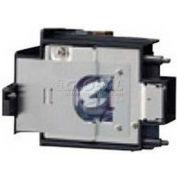 Sharp, PG-D45X3D Projector Housing W/High Quality Original Bulb