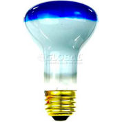 Sunlite, S01838, Reflector Light Bulb, R20, E26 Medium Screw, Blue, 50 Watt