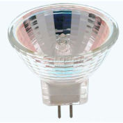 Satco, S4628, Halogen Light Bulb, MR11, 5 Watt, 6 Volts