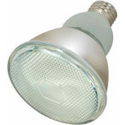 Satco, S7205, Fluorescent Light Bulb, 15 Watt, PAR30