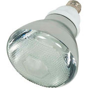 Satco, S7274, Fluorescent Light Bulb, 23 Watt, BR38