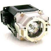 Sharp, XG-C455W Projector Assembly W/High Quality Original Bulb