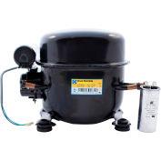 Kulthorn Compressor AE Series AE1360Y-1, 1/6 HP, 115V, 1 Phase, R134A, LBP