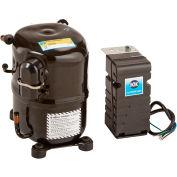 Kulthorn Compressor WJ Series WJ2455ZK-2, 1-2/5 HP, 208/230V, 1 Phase, R404A, LBP