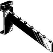 7 Cube Black Faceout For Ladder - Min Qty 24 - Pkg Qty 24