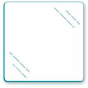 """Tempered Glass For Cubbies - 10""""W x 10""""H - Pkg Qty 10"""