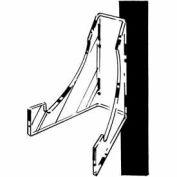 "8""H X 6""D Display Easel - Clear - Pkg Qty 6"