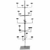 Stationery Millinery Tree (K26) - Chrome