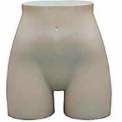 Female Hip Form - Milky White