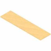 "12"" X 24"" Melamine Shelf - Maple - Pkg Qty 8"