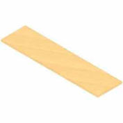 "12"" X 48"" Melamine Shelf - Maple - Pkg Qty 4"