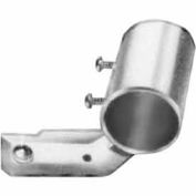 "Snap-On Socket For 1-1/4"" Round Hangrail W/ Tube Attached - Chrome - Pkg Qty 100"