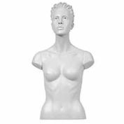 Female Shoulder Caps - Set - White - Pkg Qty 5