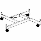 4-Way Base for Grid - Semi-Gloss White