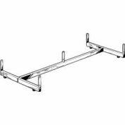 Gondola Base for Grid Panels - Semi-Gloss White