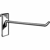 "6"" Grid Hook - Semi-Gloss White - Pkg Qty 96"