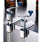 """Edlund 2S -  #2 Can Opener, Manual, 16"""" Adjustable Bar, Stainless Steel Base"""