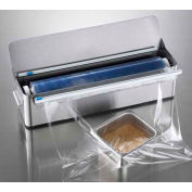 """Edlund FFD-18 - Film And Foil Dispenser, Stainless Steel, for 12"""" & 18"""" Rolls"""
