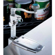 """Edlund G-2S - #2 Manual Can Opener, Stainless Steel Base, 16"""" Adjustable Bar"""
