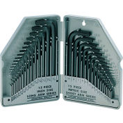 Eclipse 900-038 - Hex Key Set - US and Metric