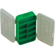 """Eclipse 900-043 - 13 Fixed Plastic Compartment Box - Two Sided Lids 6-1/2""""L x 3-3/4""""W x 1-3/4""""H"""