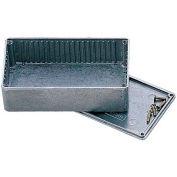 Eclipse Tools 900-162B Die Cast Box, 121 x 66.1 x 35.4, Metallic