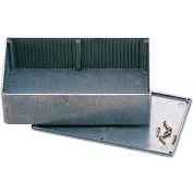 Eclipse Tools 900-162C Die Cast Box, 193.5 x 112.4 x 56.2, Metallic
