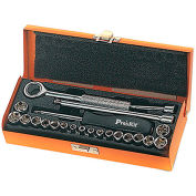 Eclipse 900-194 - Inch and Metric Socket Set